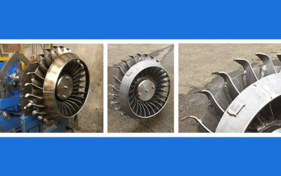 Mixed Flow Impeller Duplication