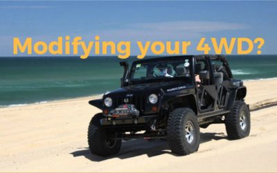 Deciding To Modify Your 4wd
